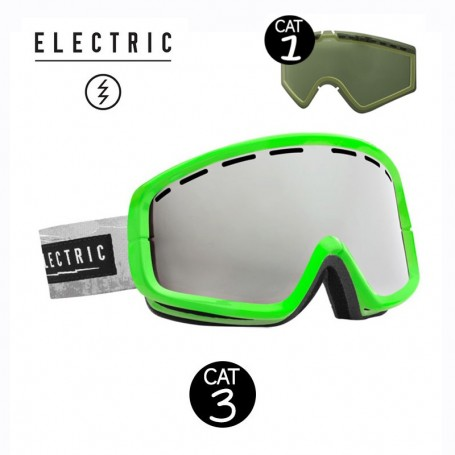 Masque de ski ELECTRIC EGB2 V.Co-lab Cat.1/3