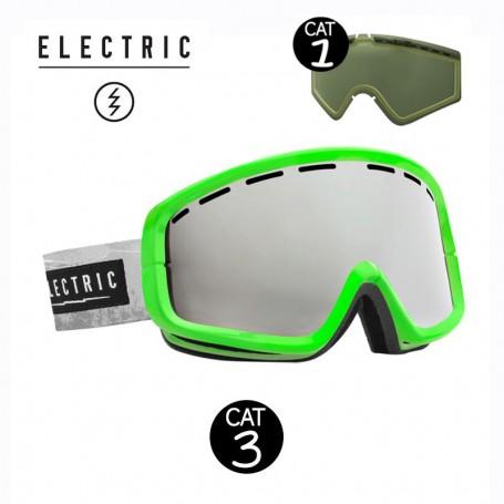 Masque de ski ELECTRIC EGB2 V.Co-lab Cat.1/3