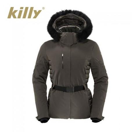 660b3136b3 Veste de ski en duvet KILLY Elegant Kaki Femme - Sport a tout prix