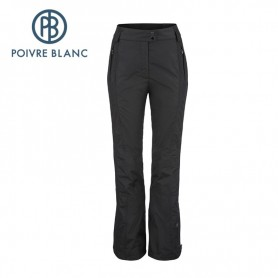 Pantalon de ski POIVRE BLANC WO Ski Pant Noir Femmes