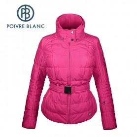 Blouson de ski POIVRE BLANC JRGL Ski Jacket Fushia Fille