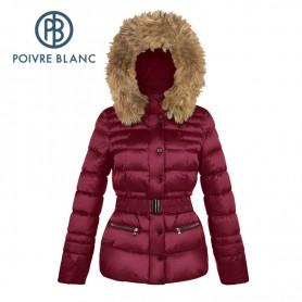 Doudoune POIVRE BLANC Down Jacket Framboise Fille