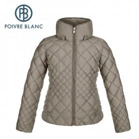 Doudoune POIVRE BLANC Down Jacket Champagne Fille