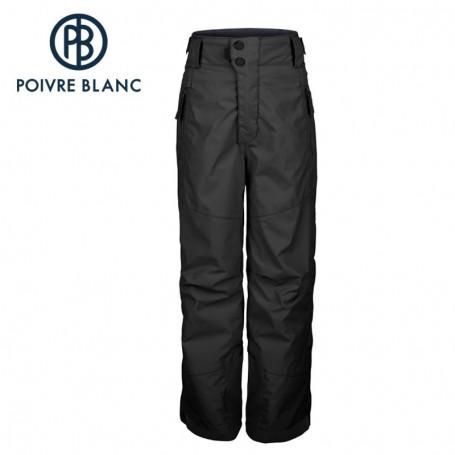 Pantalon de ski POIVRE BLANC JRBY Ski Pant Noir Garçon