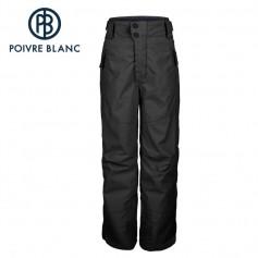Pantalon de ski POIVRE BLANC W15-0920 JRBY Ski Pant Noir Garçon