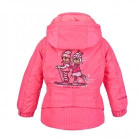 Veste de ski POIVRE BLANC BBGL Ski Jacket Rose BB Fille