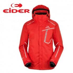 Veste de ski EIDER Val Gardena Jacket Rouge Homme