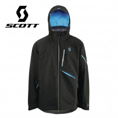 Veste de ski SCOTT Ultimate DRX Noire Hommes