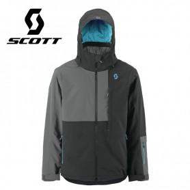 Veste de ski SCOTT Terrain Dryo Noir / Gris Hommes