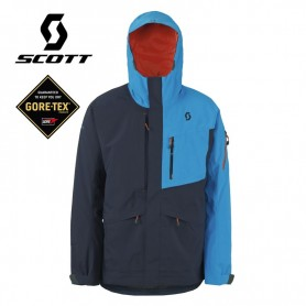 Veste de ski SCOTT Ultimate Gtx Bleue Hommes
