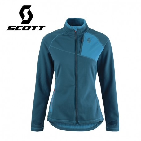 Veste SCOTT Defined Tech Bleu Femmes