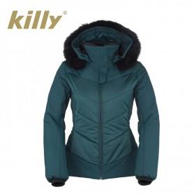 Veste de ski KILLY Lovely Fur Bleu Canard Femme