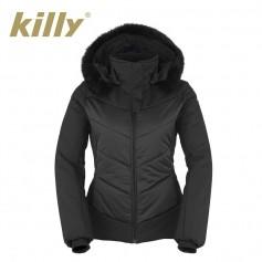 Veste de ski KILLY Lovely Fur Noire Femme