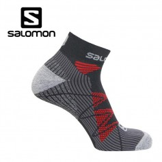 Chaussettes de Trail/Running SALOMON Hornet Midnight Black/Dynamic Unisexe