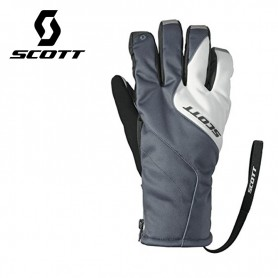 Gants de ski Scott Snow-Tac 20 Gris/Blanc Unisexe