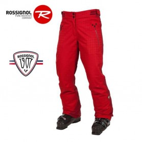 Pantalon de ski ROSSIGNOL Marilyn Rouge Femme