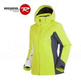 Veste de ski ROSSIGNOL Rainbow Citron Femme