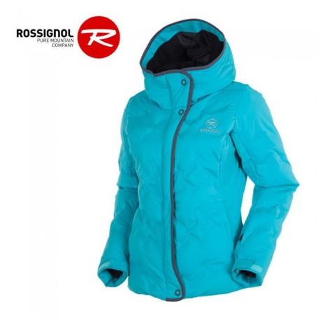 Doudoune de ski ROSSIGNOL Emerald Bleue Femme