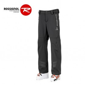 Pantalon de ski Softshell ROSSIGNOL Racing Noir Homme