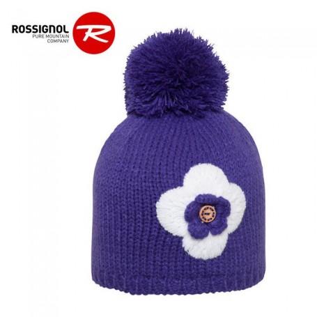 Bonnet de ski ROSSIGNOL Lola Violet Junior