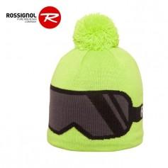 Bonnet de ski ROSSIGNOL Noe Citron Junior