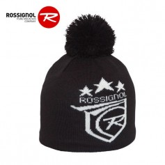 Bonnet de ski ROSSIGNOL World Cup Hero Noir Junior