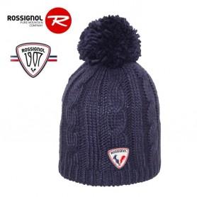 Bonnet de ski ROSSIGNOL Strato Alorus Bleu Unisexe