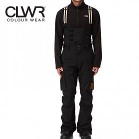 Pantalon de ski COLOR WEAR Falk Noir Homme