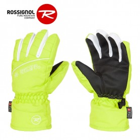 Gants de ski ROSSIGNOL Kony ImpR Citron Filles