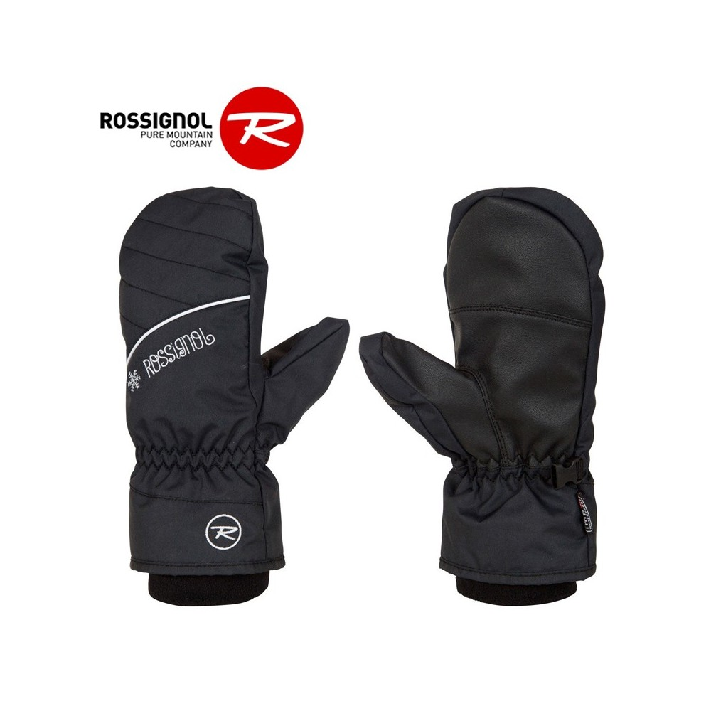 Moufles de ski ROSSIGNOL Kony ImpR Noir Filles