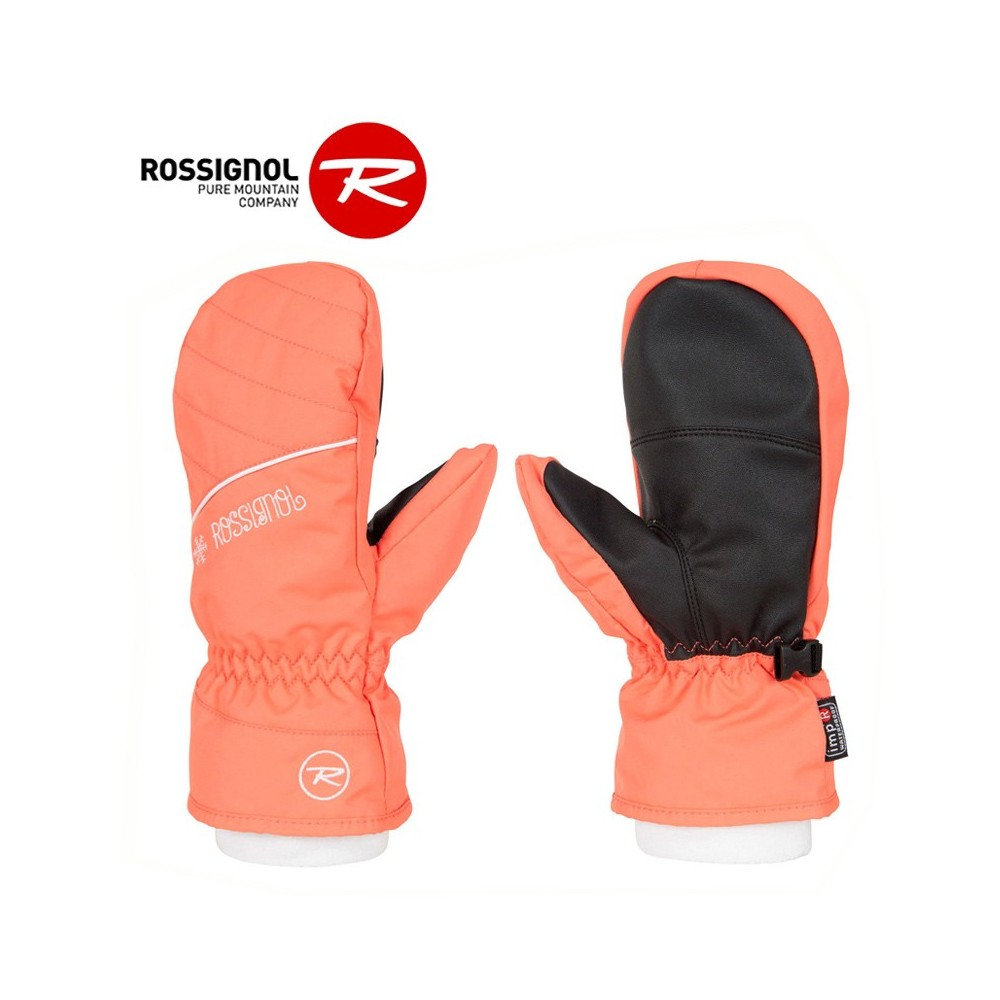 Moufles de ski ROSSIGNOL Kony ImpR Corail Filles