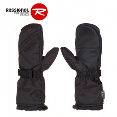 Moufles de ski ROSSIGNOL Free ImpR Noir Junior