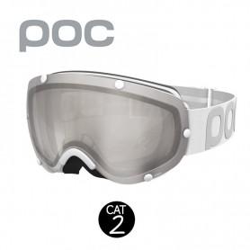Masque de ski POC Lobes Blanc Unisexe Cat.2