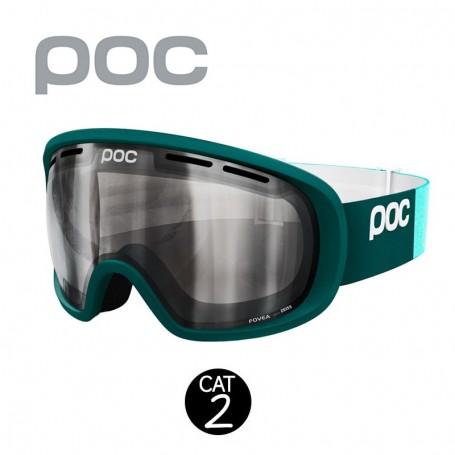 Masque de ski POC Fovea Bleu canard Unisexe