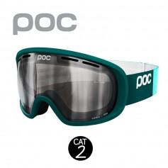 Masque de ski POC Fovea Bleu canard Unisexe Cat.2
