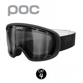 Masque de ski POC Fovea Noir Unisexe Cat.4