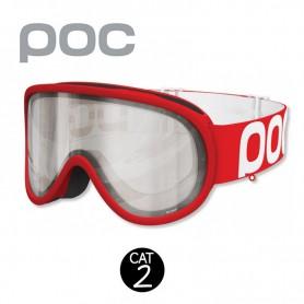 Masque de ski POC Retina Rouge Unisexe Cat.2