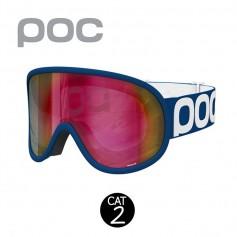 Masque de ski POC Retina Bleu Unisexe Cat.2