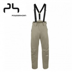 Pantalon de ski POWDERHORN Teton Superior Beige Homme