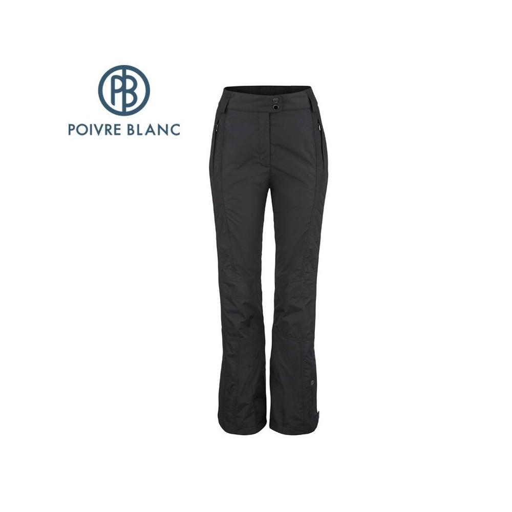 Pantalon de ski PBLANC WO Ski Pant Noir Femme