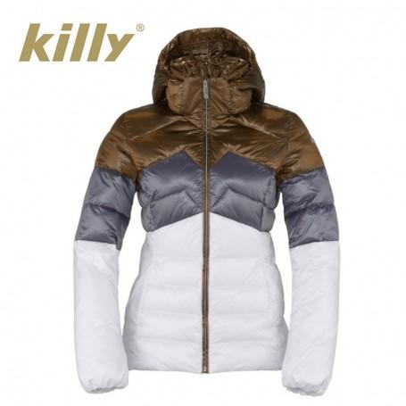 Une doudoune légère et chaude pour tous les jours selon la marque KIilly