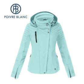 Perfecto de ski POIVRE BLANC WO/A Ski Jacket Bleu Glacier Femme