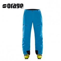 Pantalon de ski ORAGE Exodus Bleu Pacifique Homme