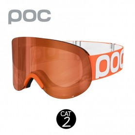 Masque de ski POC Lid 2014 Orange Unisexe