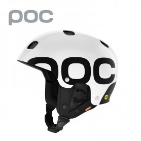 Casque de ski POC Receptor Backcountry MIPS Blanc Unisexe