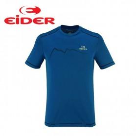 Tee-shirt EIDER Rook Bleu Hommes