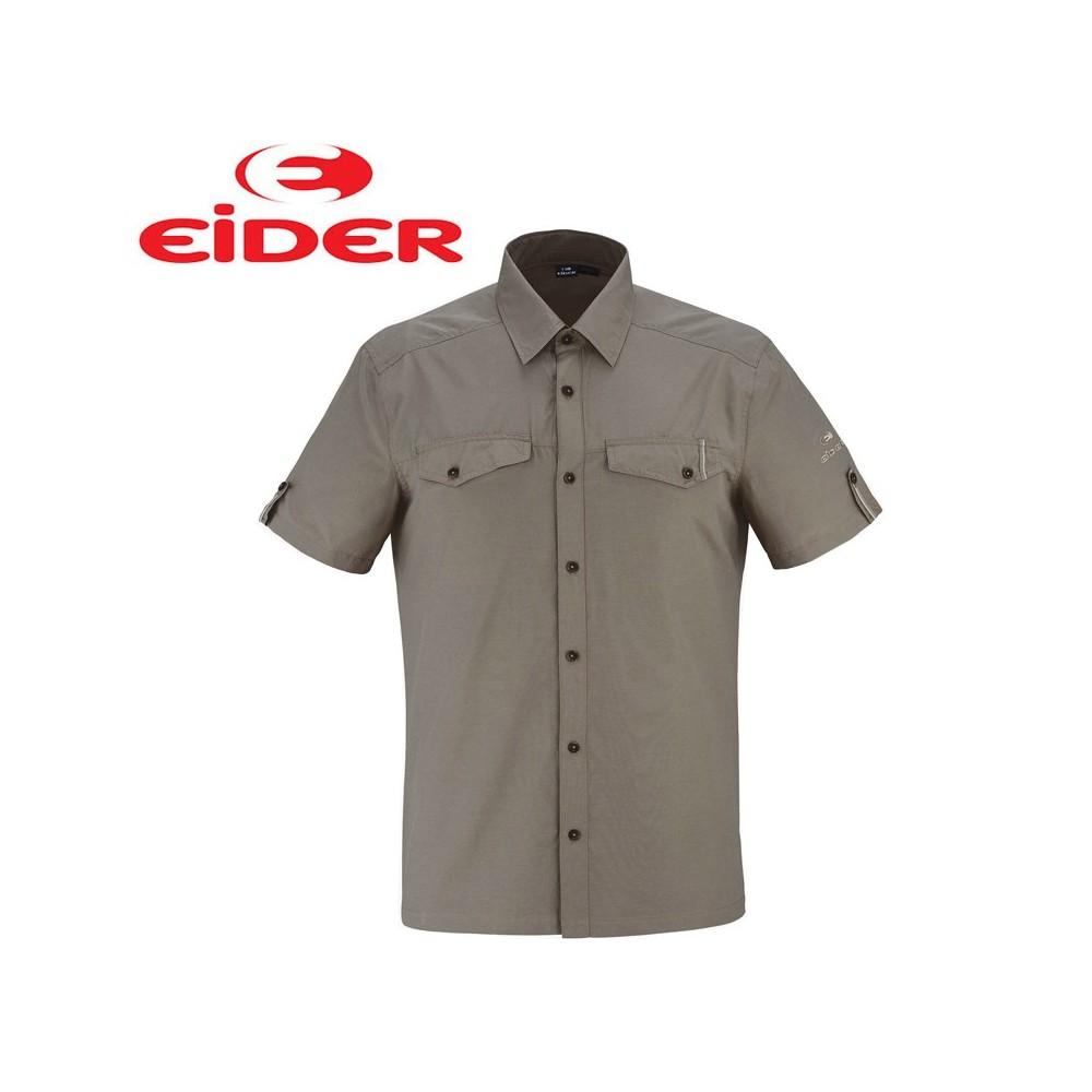 Chemise de randonnée EIDER Darney Lin Hommes