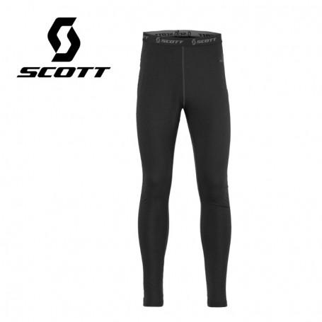 Collant thermique SCOTT Base Dri 7/8 Noir Homme