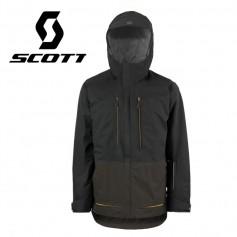 Veste de ski SCOTT Vertic 2L Insulated Noir / Anthracite Hommes