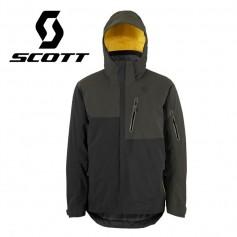 Veste de ski SCOTT Ultimate DRX Noir / Gris Hommes
